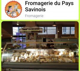 FROMAGERIE DU PAYS SAVINOIS