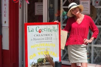 boutique La coccinelle saujon